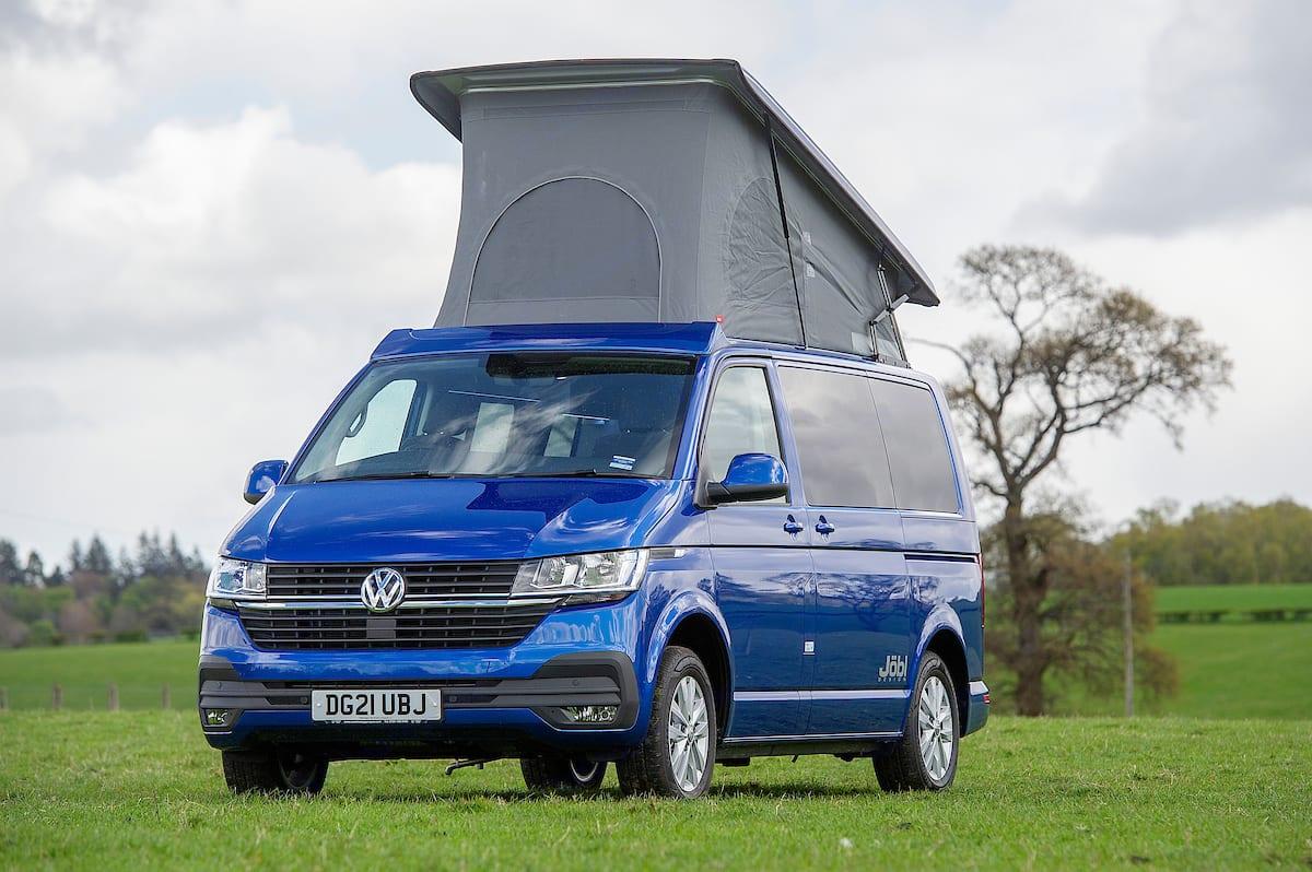 Volkswagen Jobl Kampa 2021