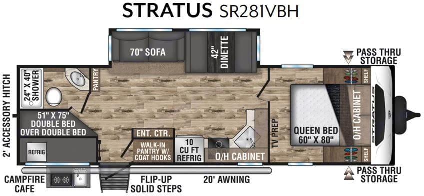 Venture RV Stratus 2021