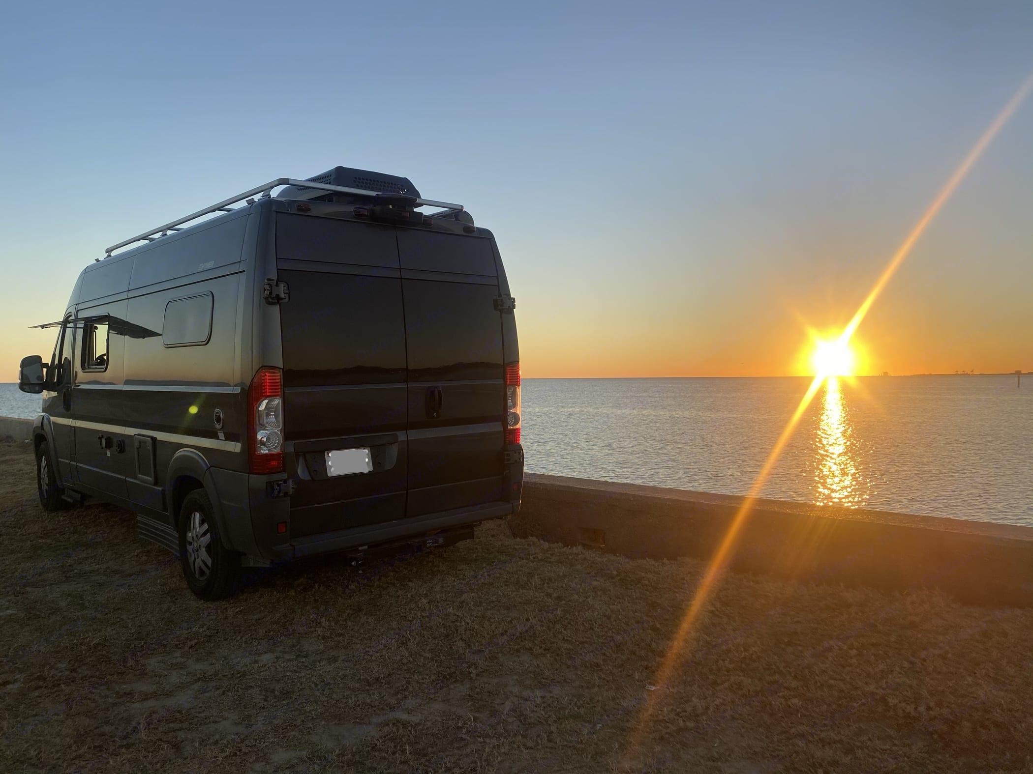Hymer Van 374 2019