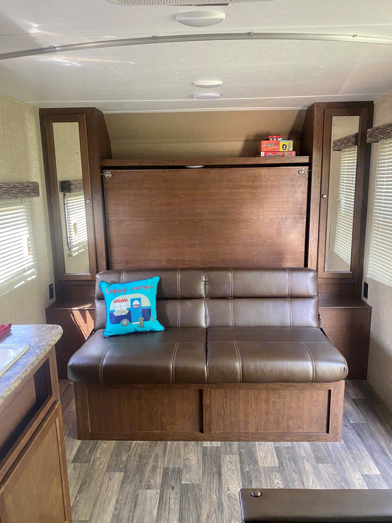 Couch . Keystone Hideout 2017