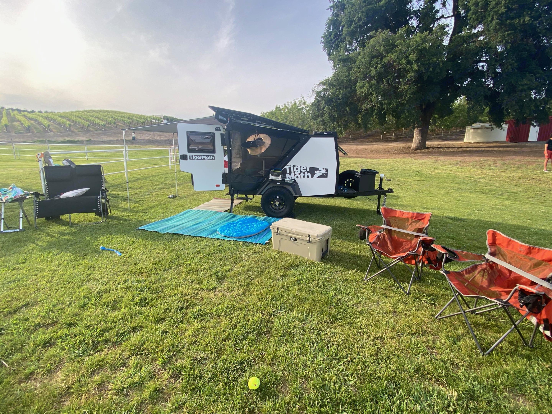 TAXA Outdoors Tigermoth Camper 2021