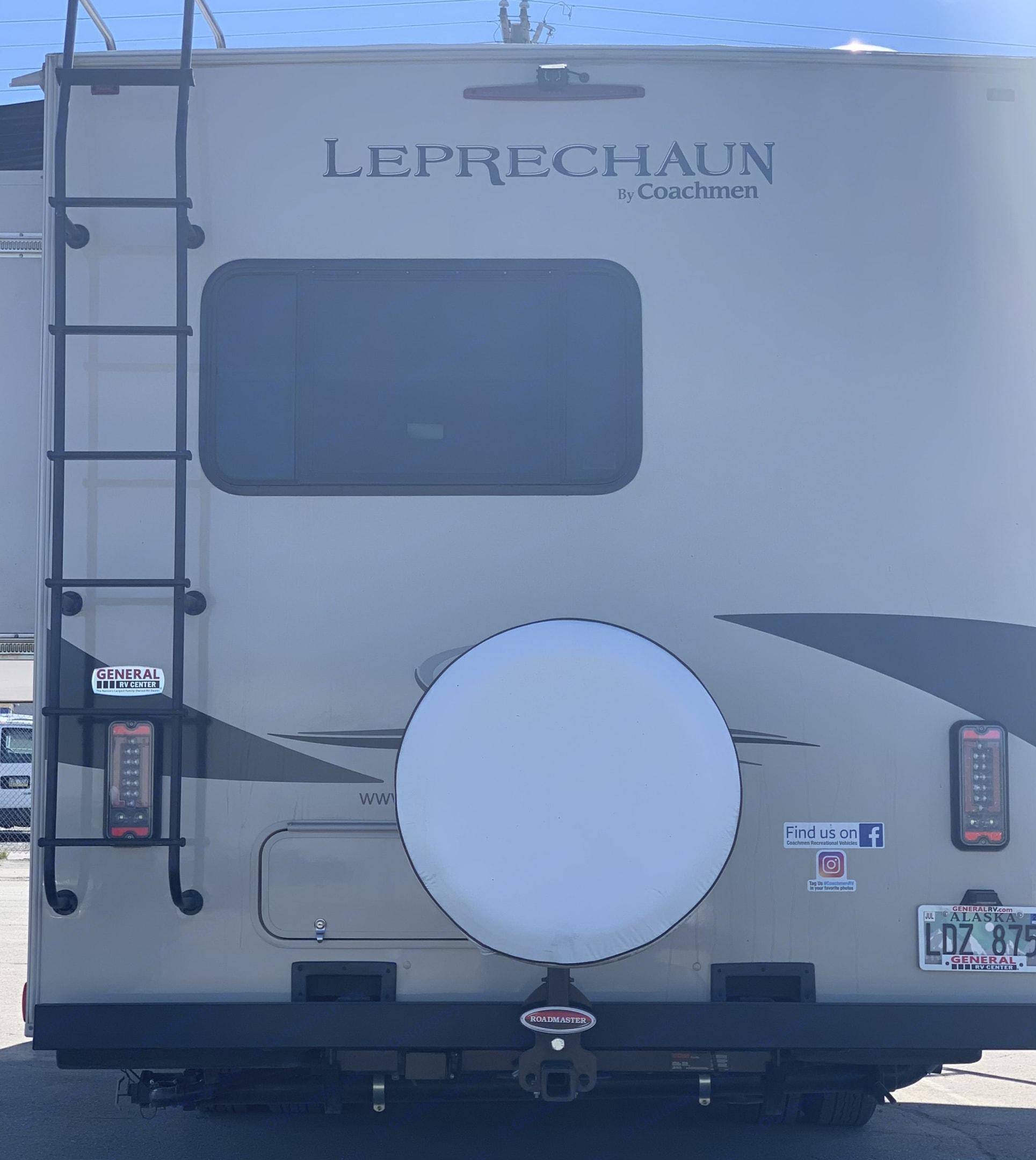 Coachmen Leprechaun 2020