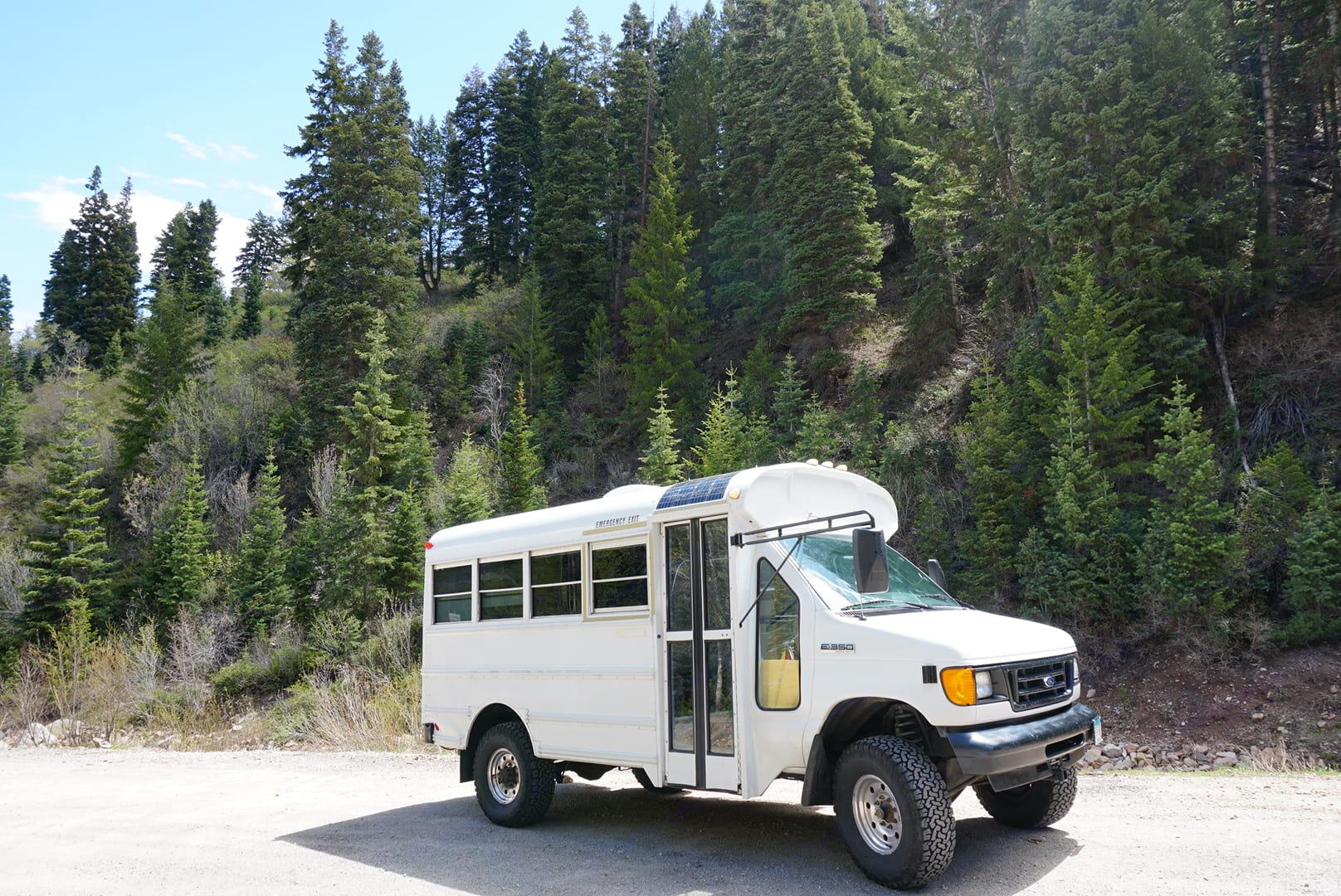 Ford Mid Size Bus 2006