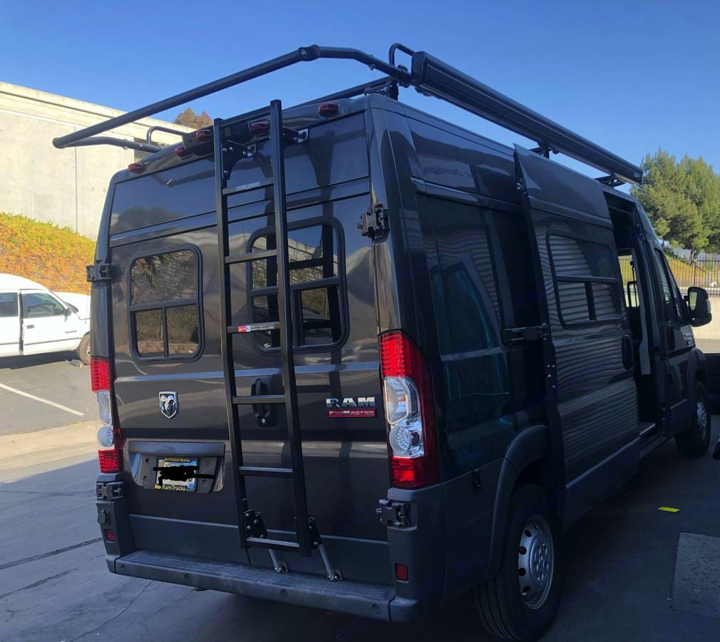 Dodge Promaster 2500 High Roof 2018