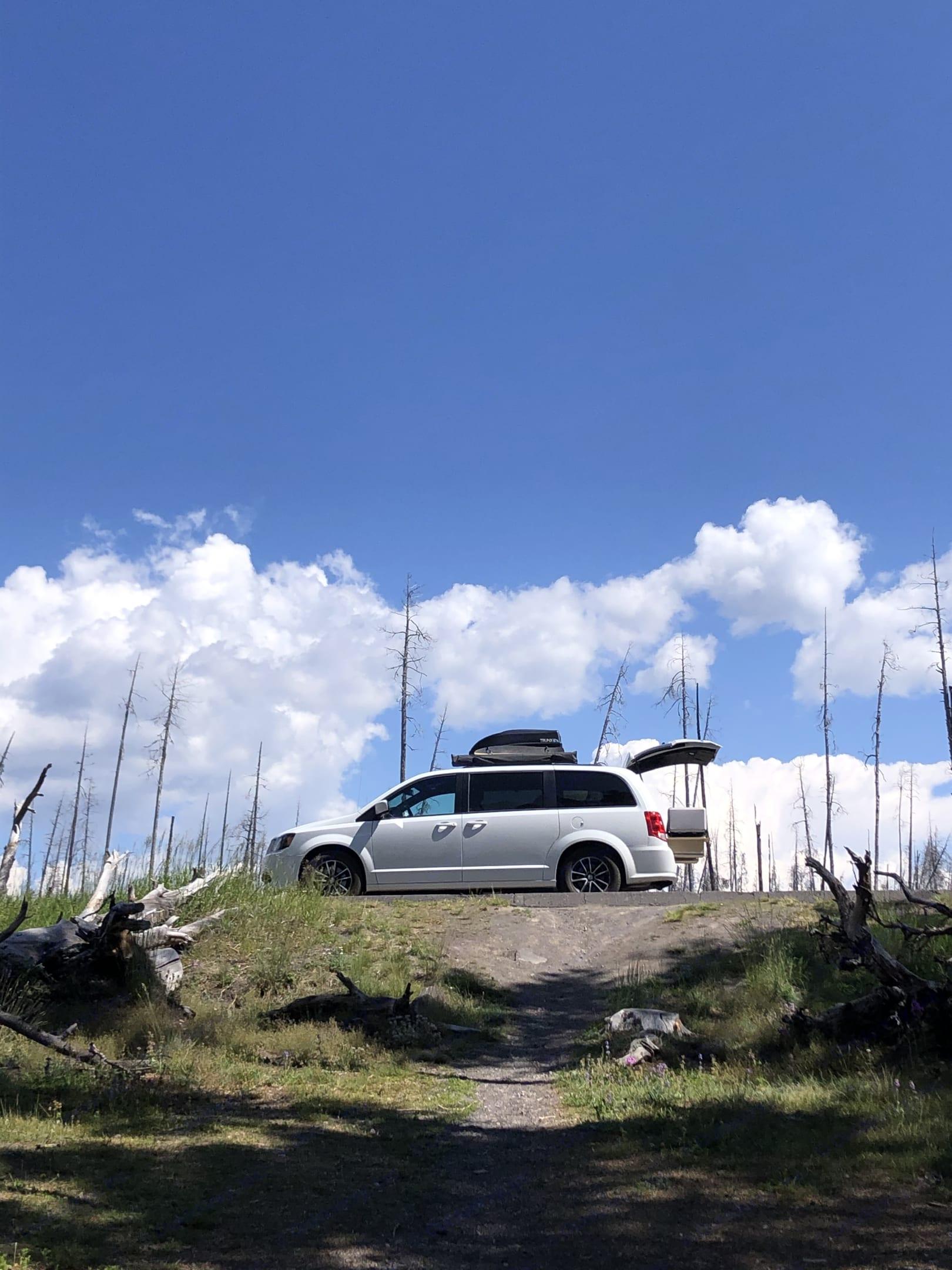 Dodge Grand Garavan GT 2018