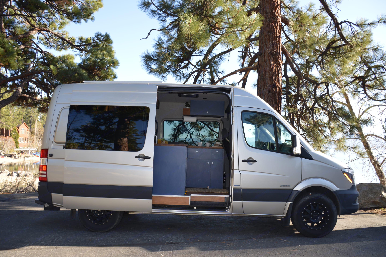 Campfyre, the perfect adventure mobile. . Mercedes-Benz Sprinter 2014