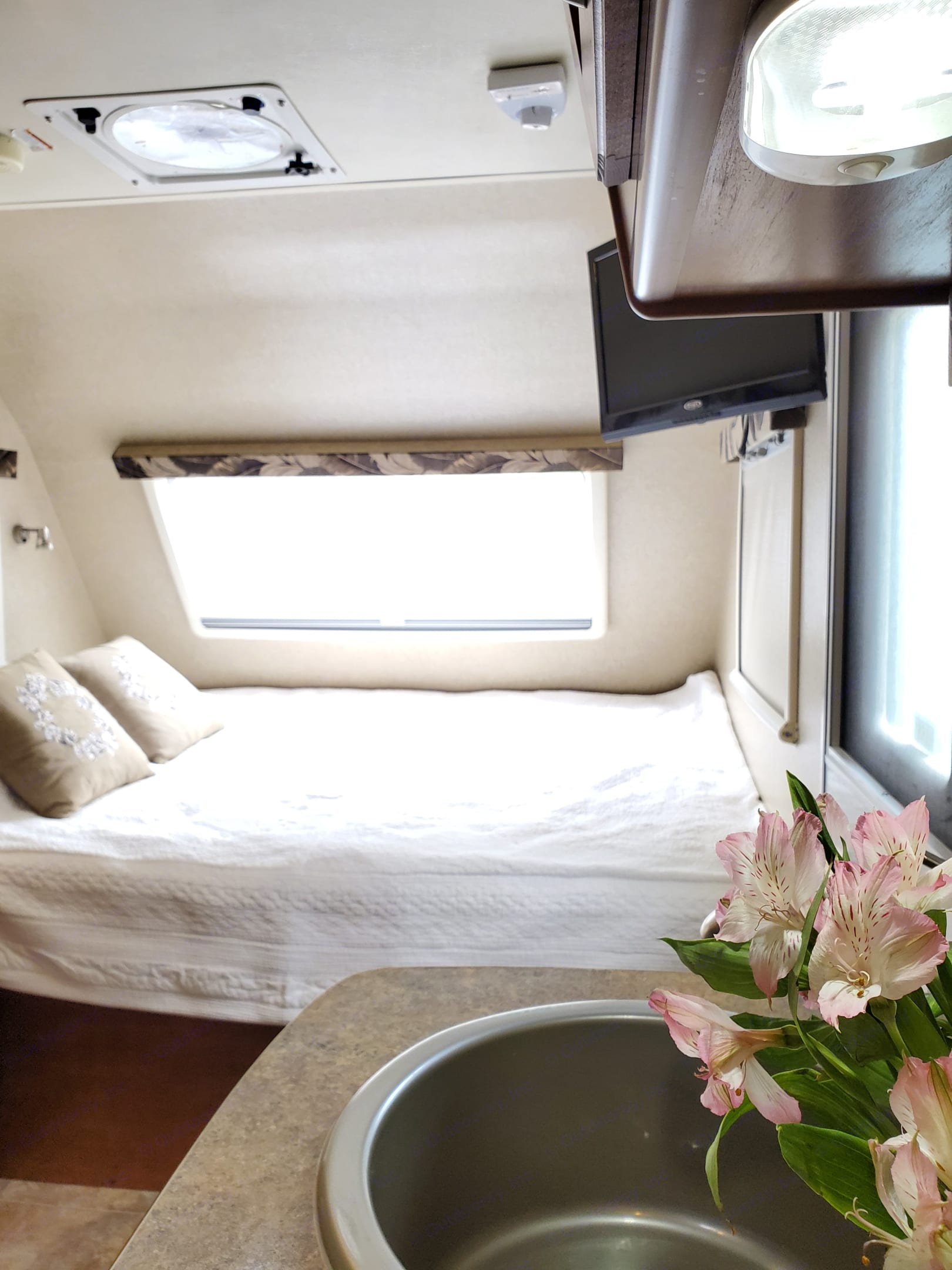 This will have you sleeping in comfort after your days' excursions.. Lance 1575 2016