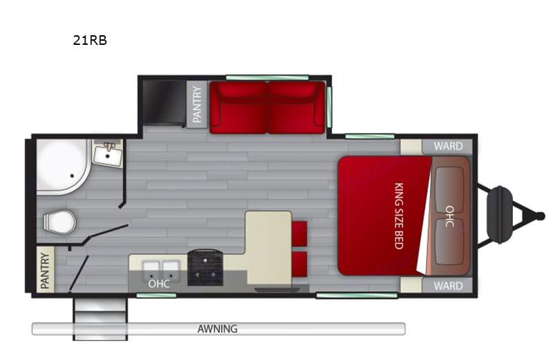 Cruiser Rv Corp Radiance 2021
