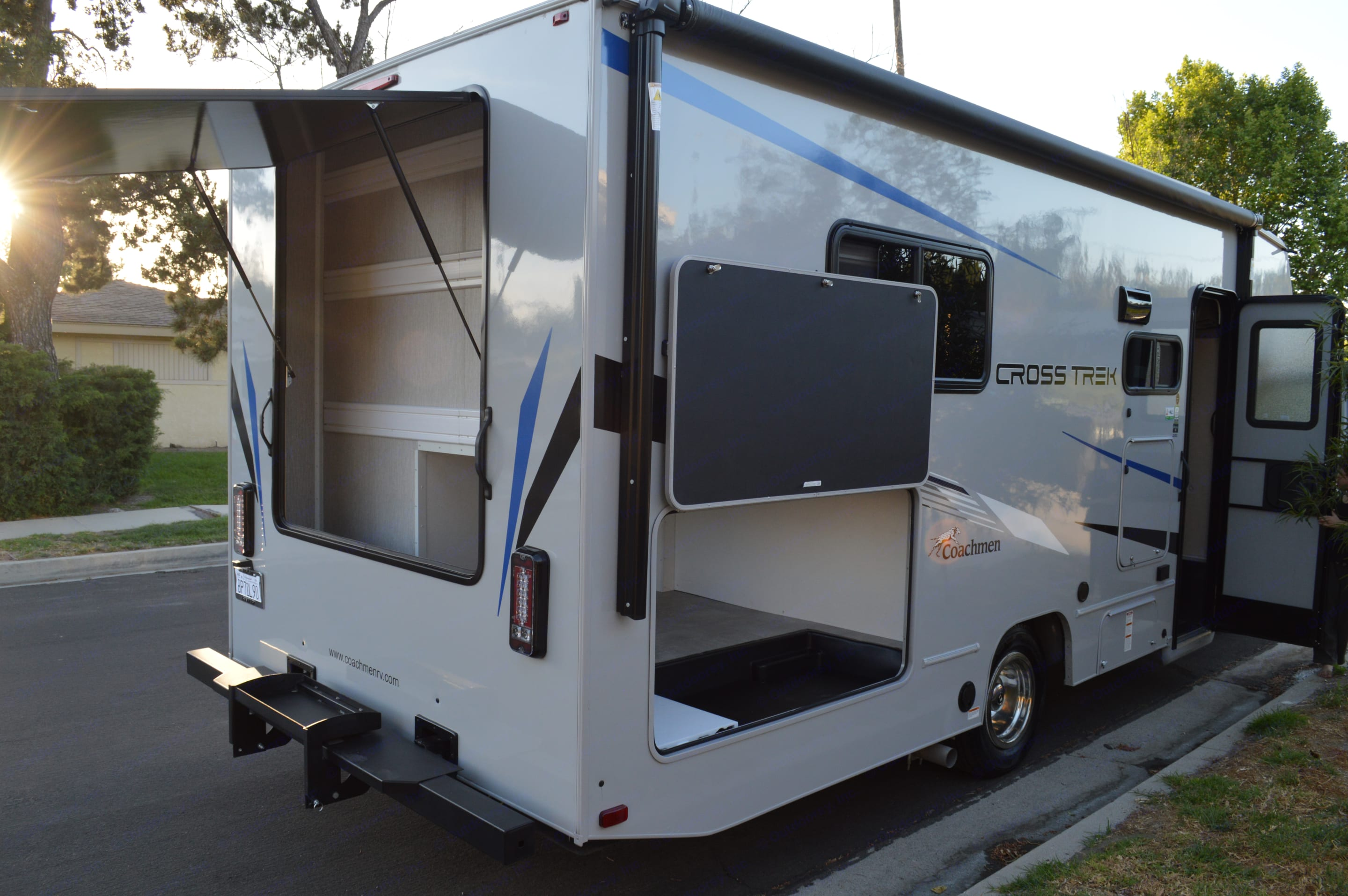 Lots of space!. Coachmen Other 2021