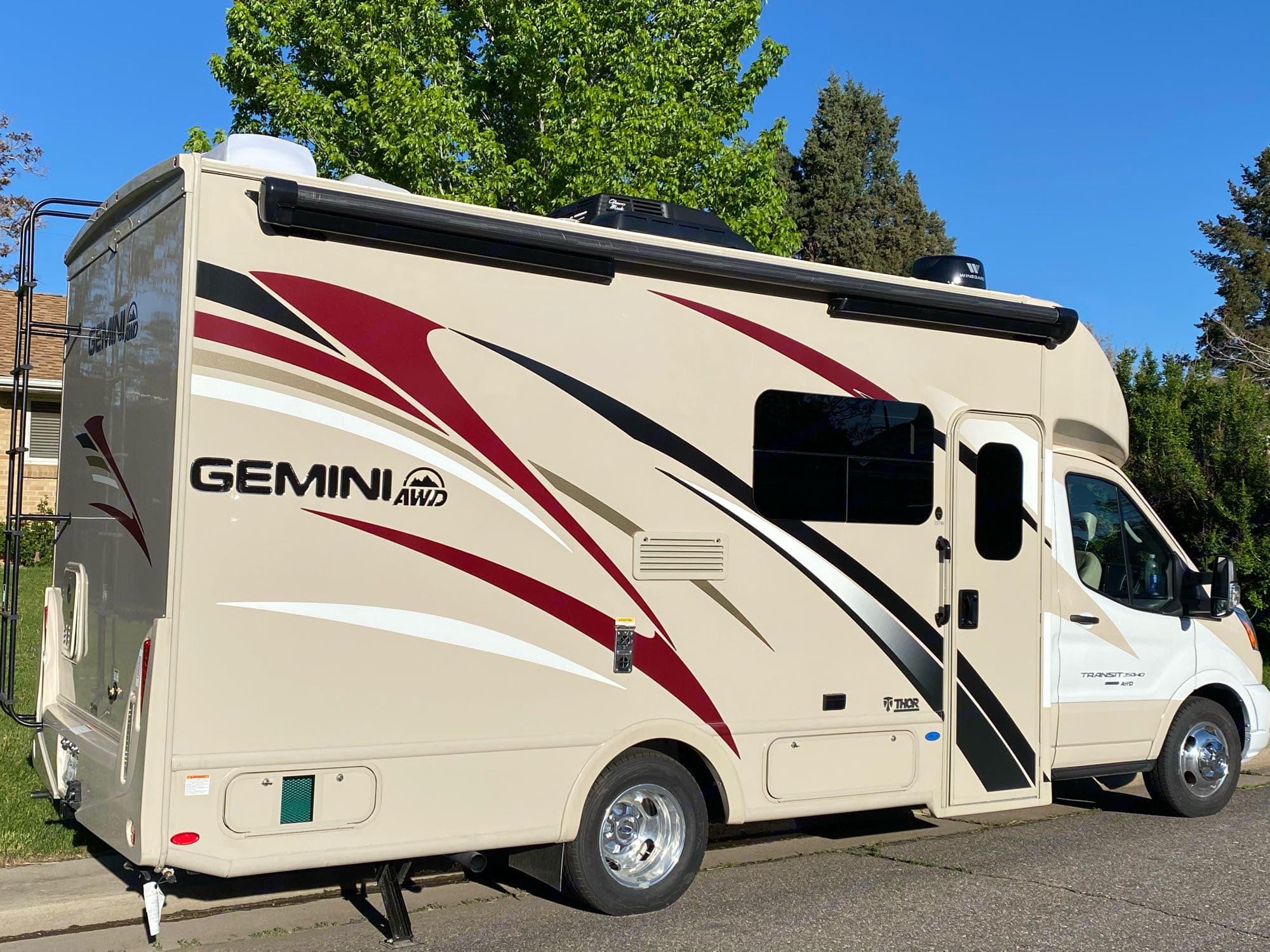 Thor Motor Coach Gemini 2021