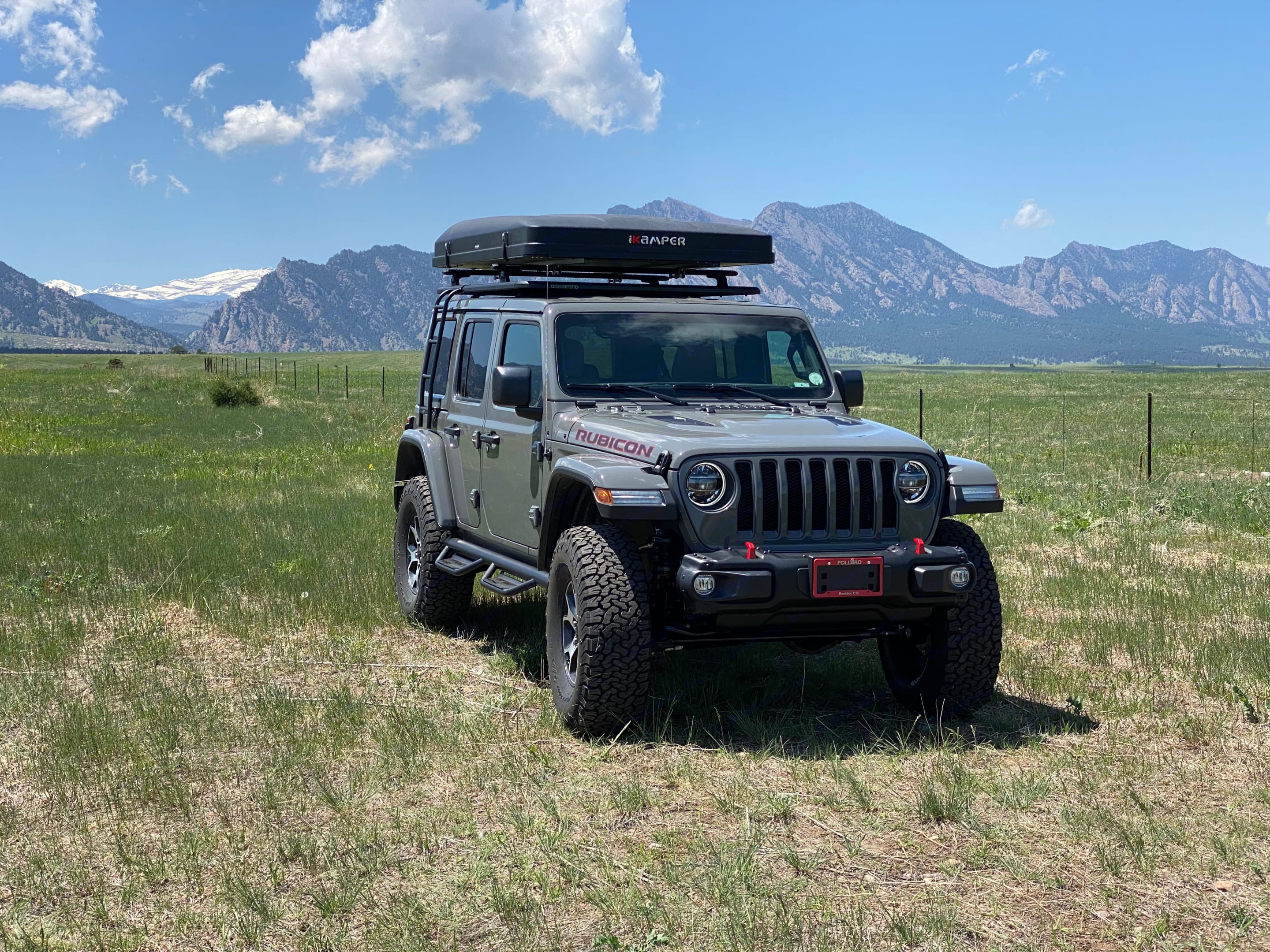 Jeep Wrangler Unlimited 2021