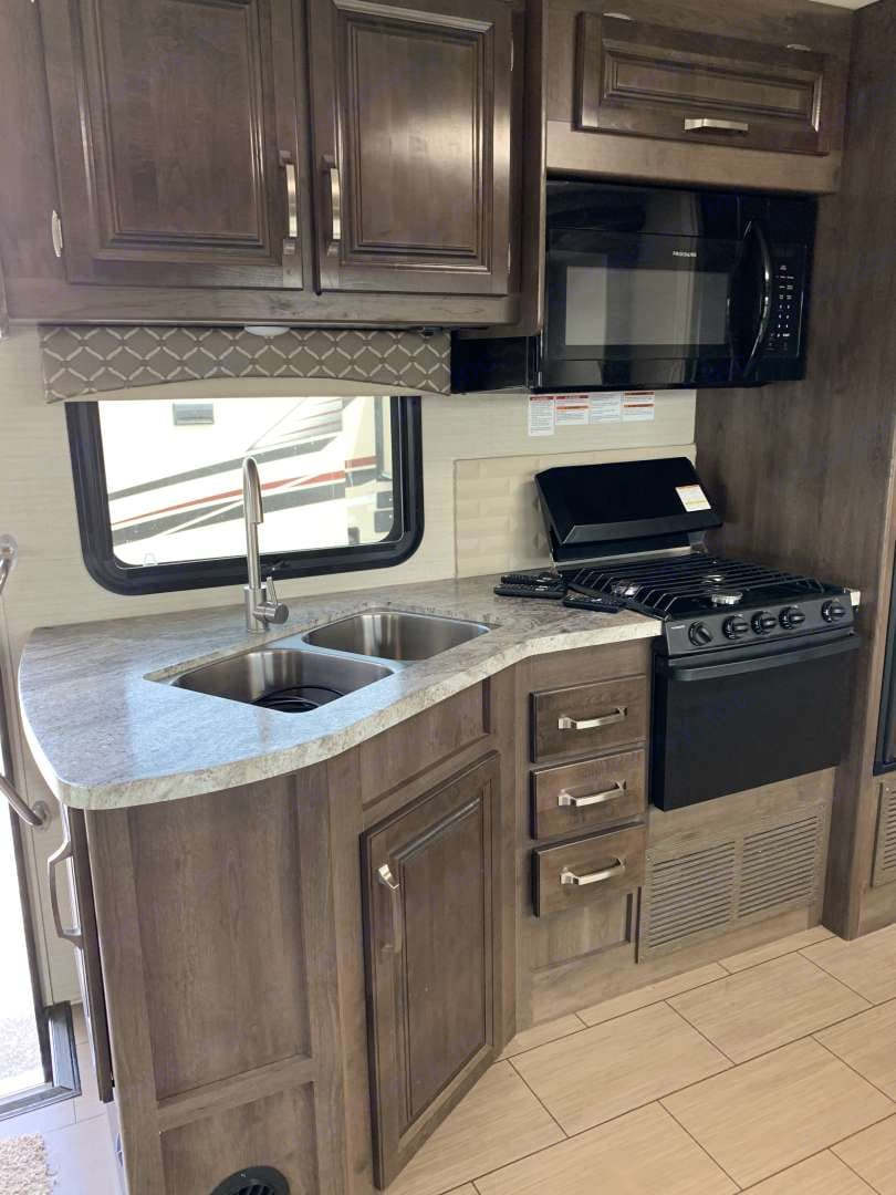 Kitchen. Jayco Greyhawk 2020