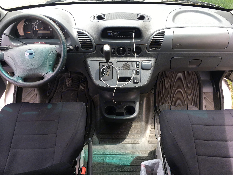 Dodge Sprinter Van 2006