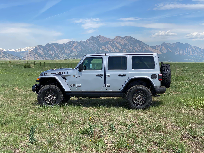 Jeep Wrangler Unlimited Rubicon 392 2021