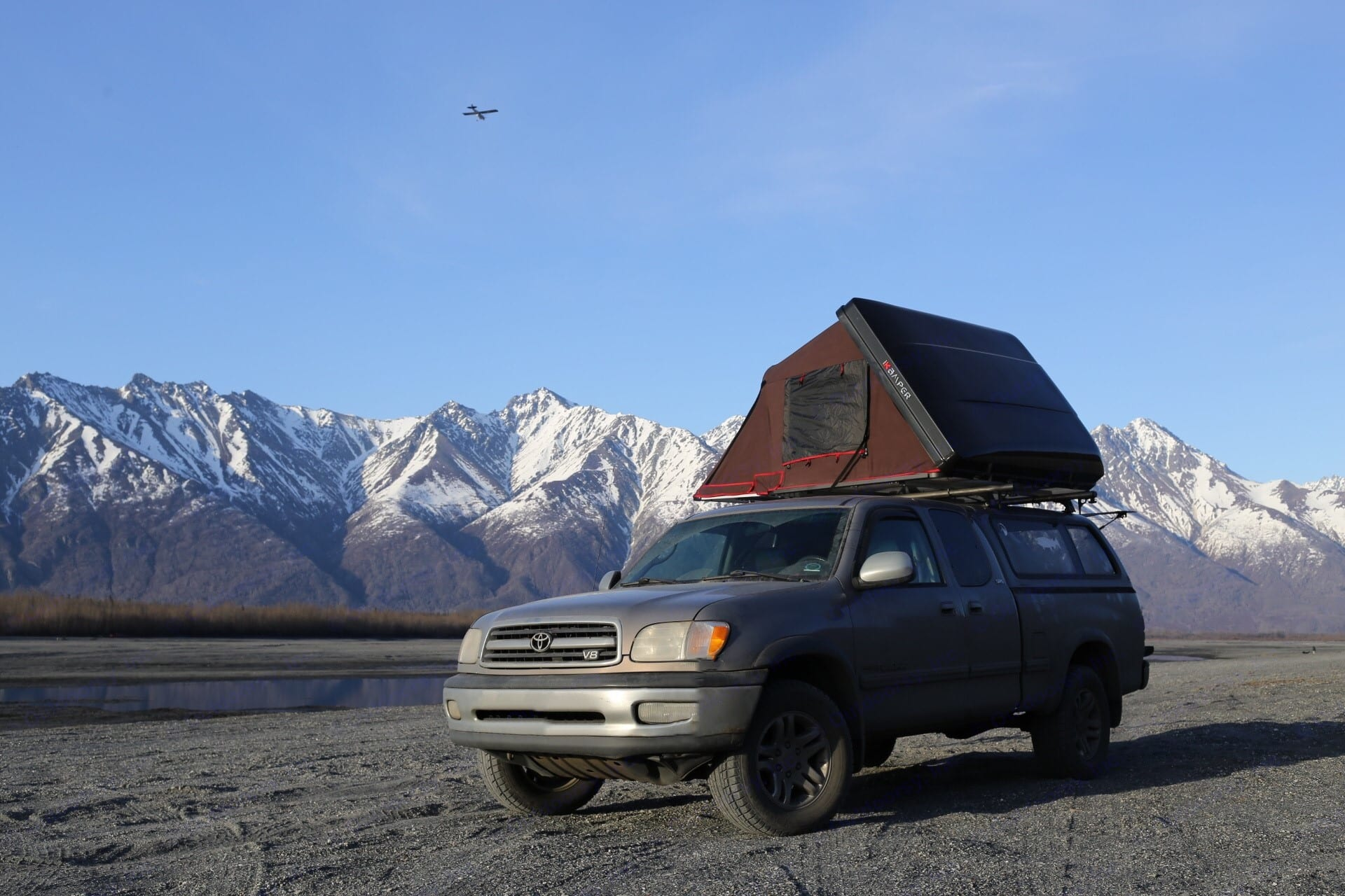 Access to riverbeds from the road system in Alaska is abundant and generally available for overnight camping.. Other Other 2000