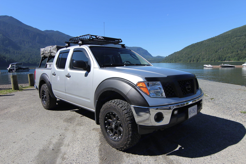 Westcoast Frontier. Nissan Frontier 2006
