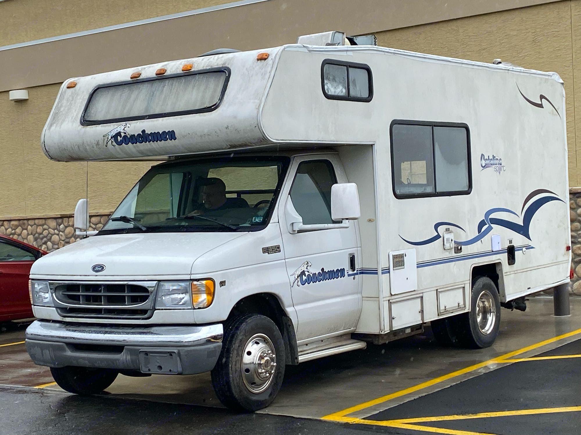 Coachmen Catalina 2001