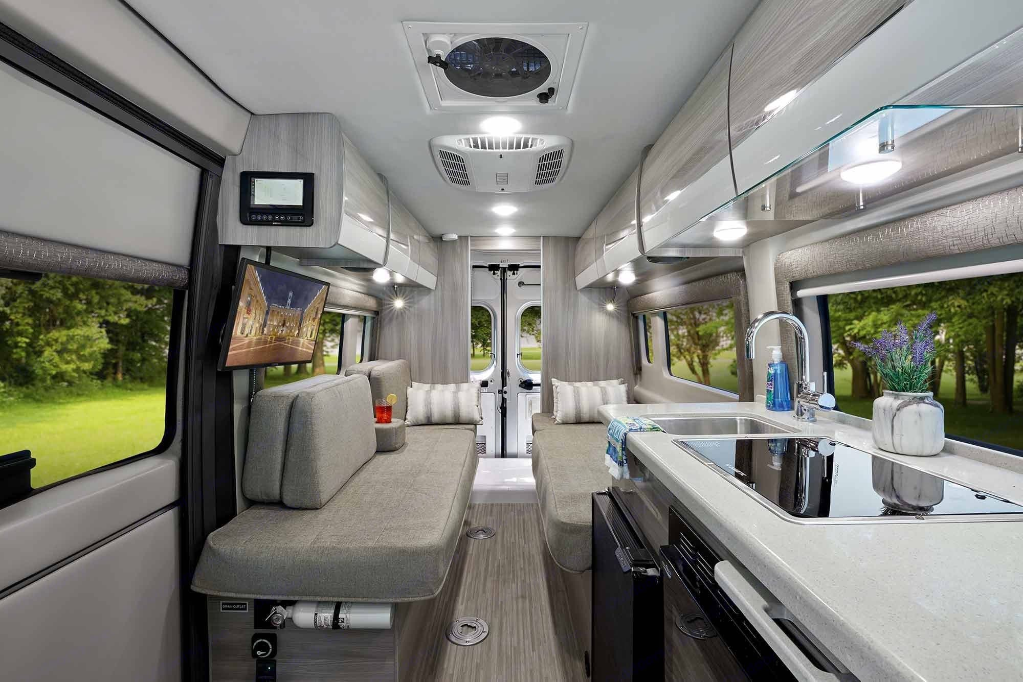 Thor Motor Coach 2021 Sequence L 2021