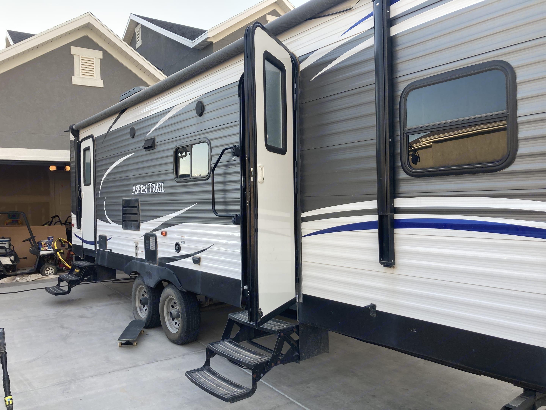 Aspen bunk house trailer 2017