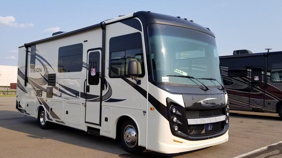 Entegra Coach Vision 27A 2021