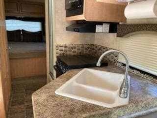 All the comforts of home!. Thor Motor Coach Four Winds 2012