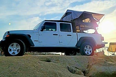 Jeep Gladiator Pickup 2020