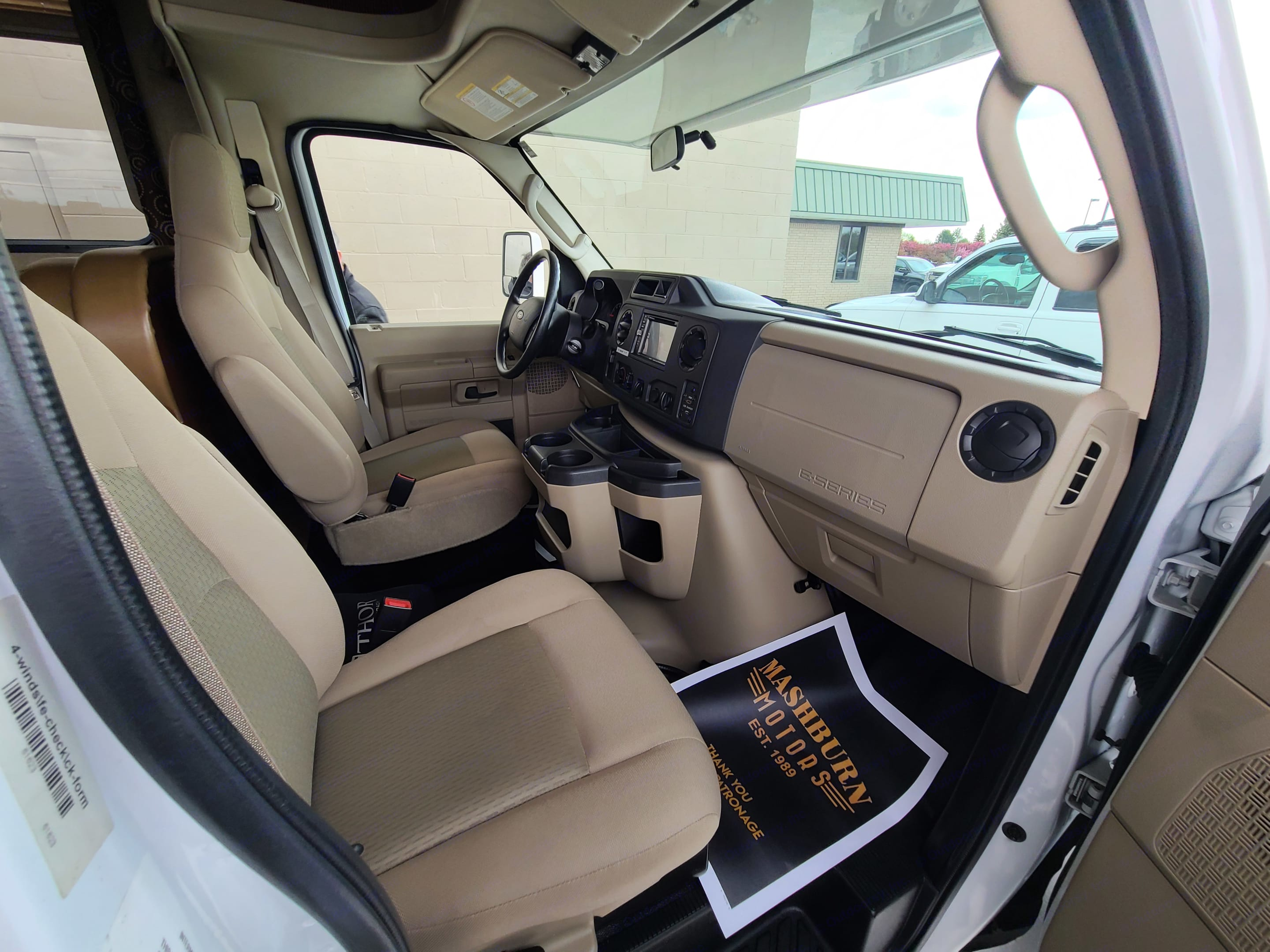 2015 Ford F350 Thor 2015