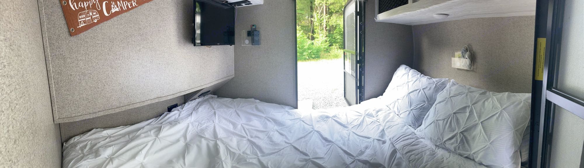 Luxury bedding, heated mattress. Forest River Other 2020