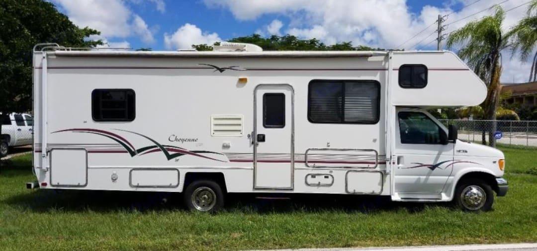 Shasta Cheyenne 280WB 1999