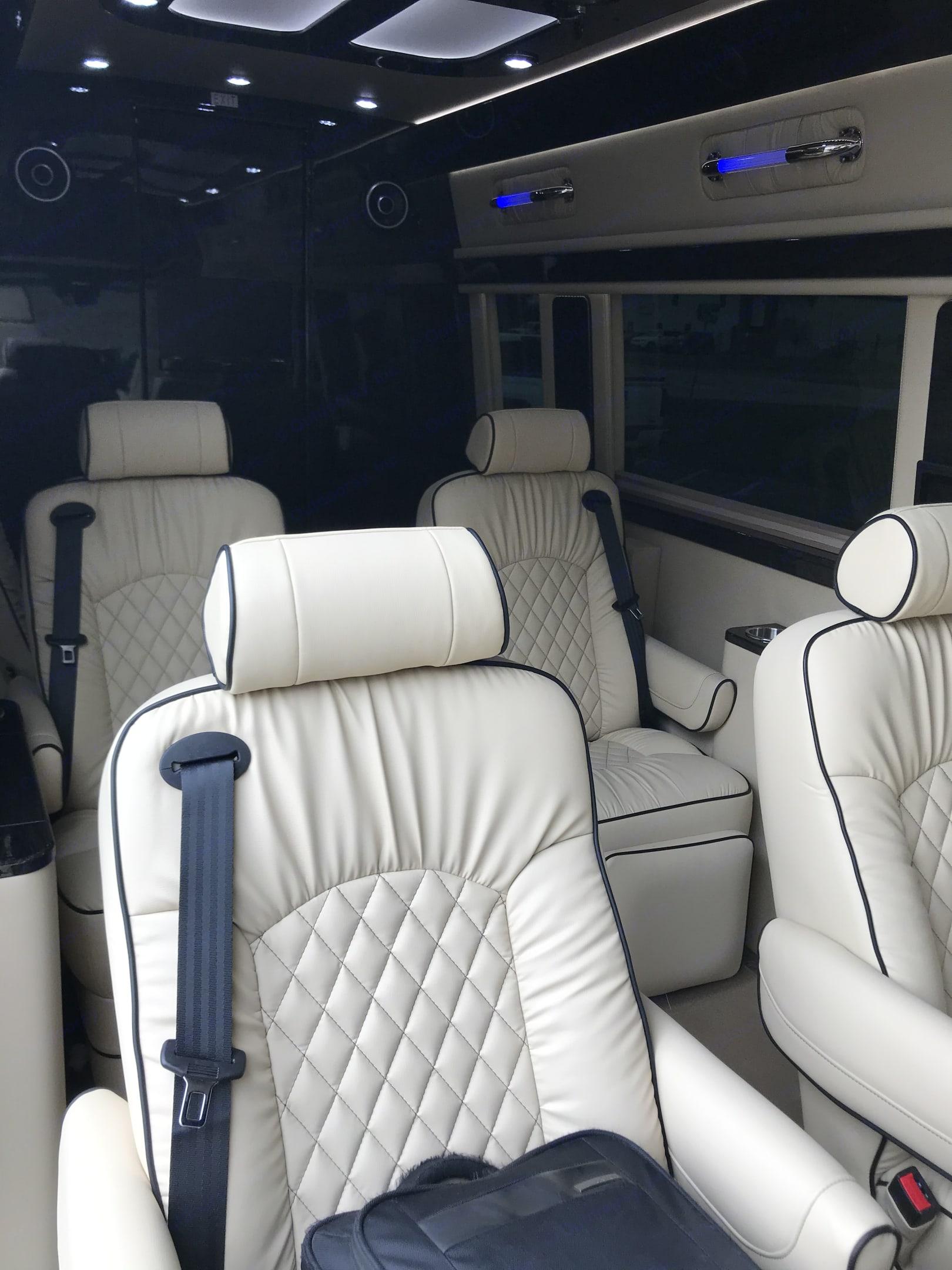 Mercedes Benz Presidential 2021