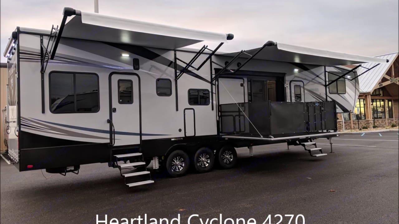 Heartland Cyclone 2020