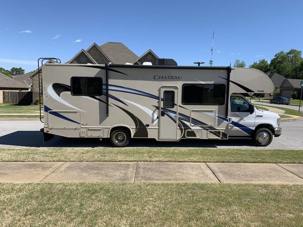 Our baby. Thor Motor Coach Chateau 2019