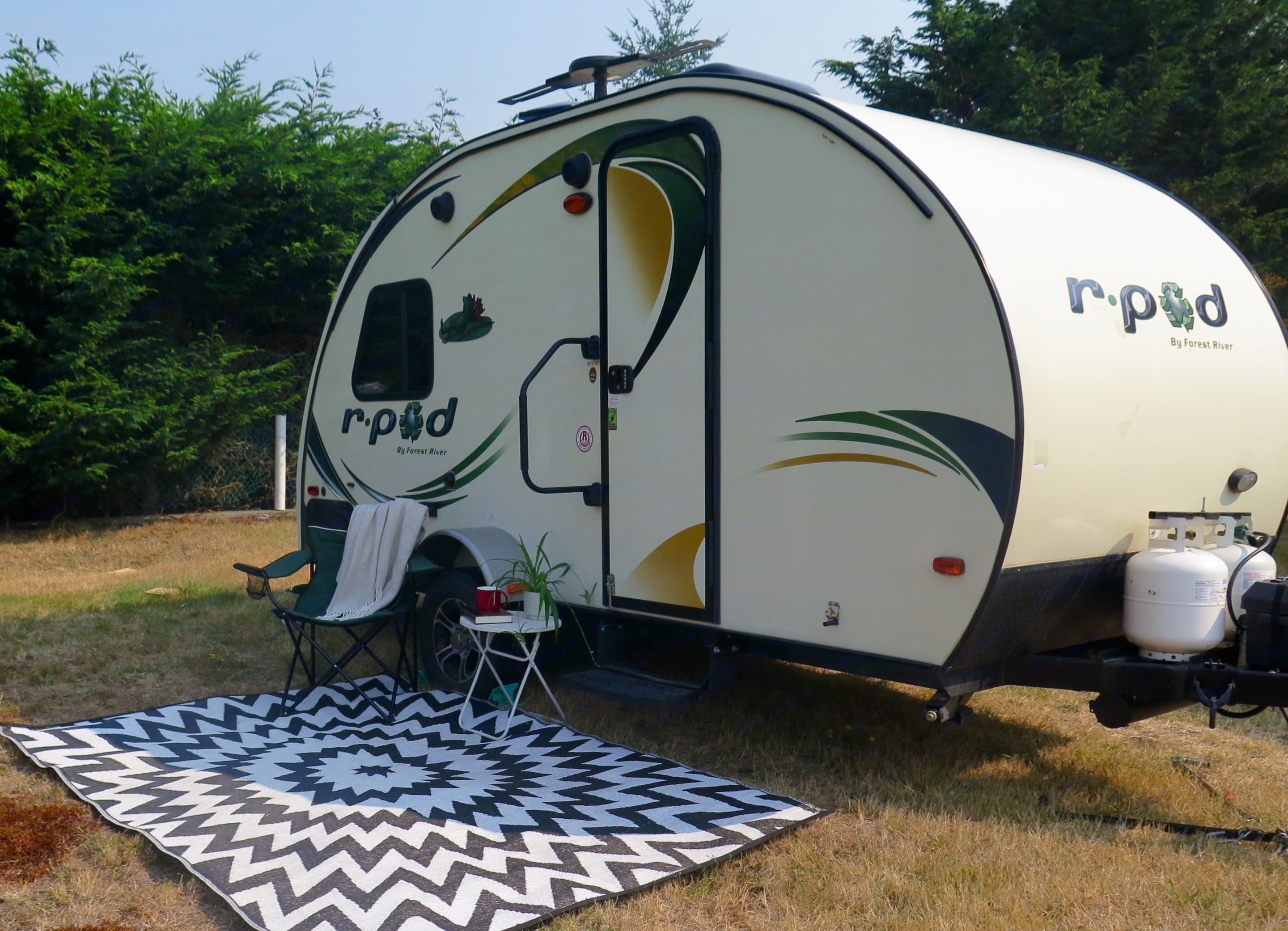 Forest River R-Pod 2015