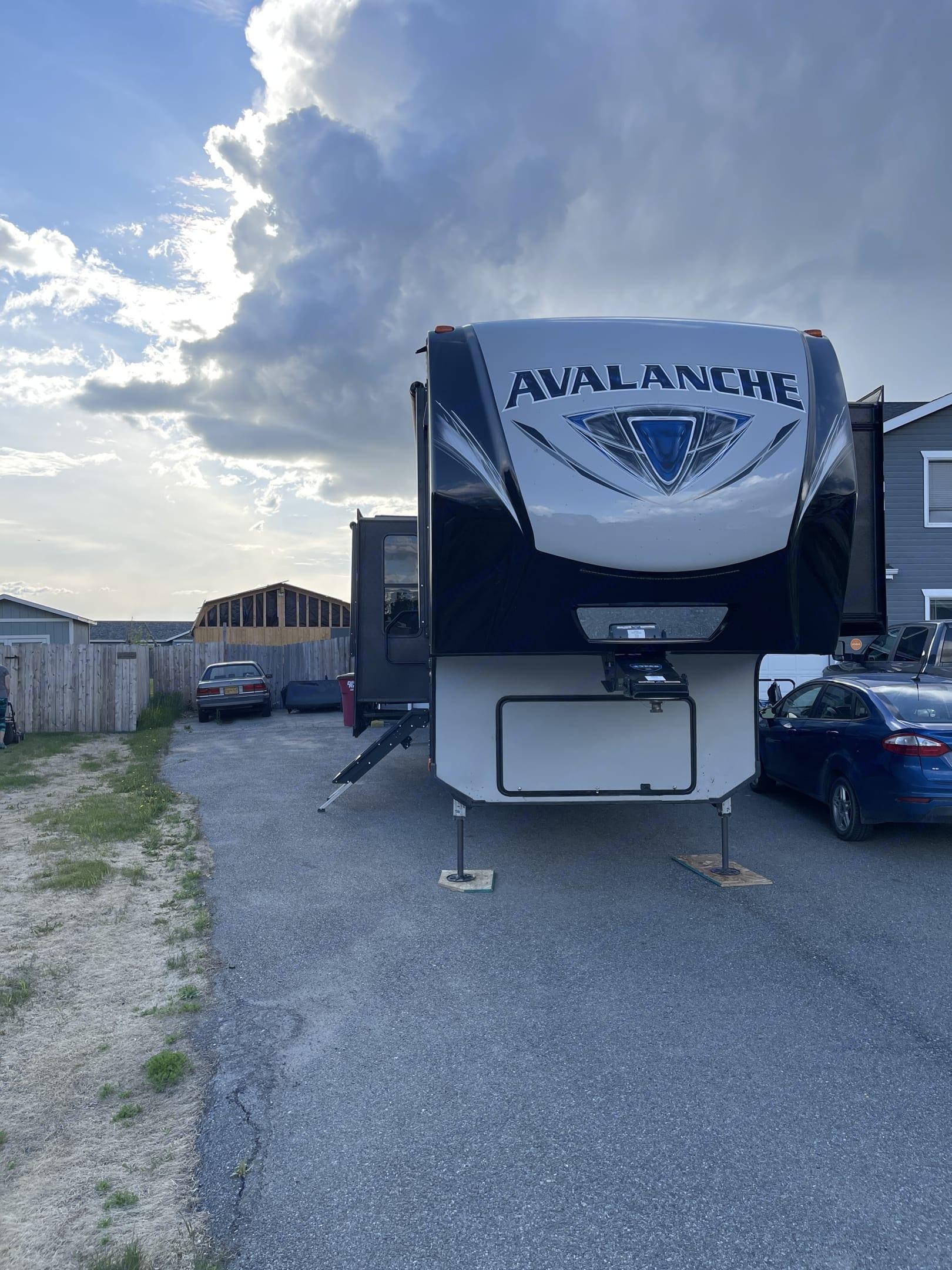 Keystone Avalanche 2019