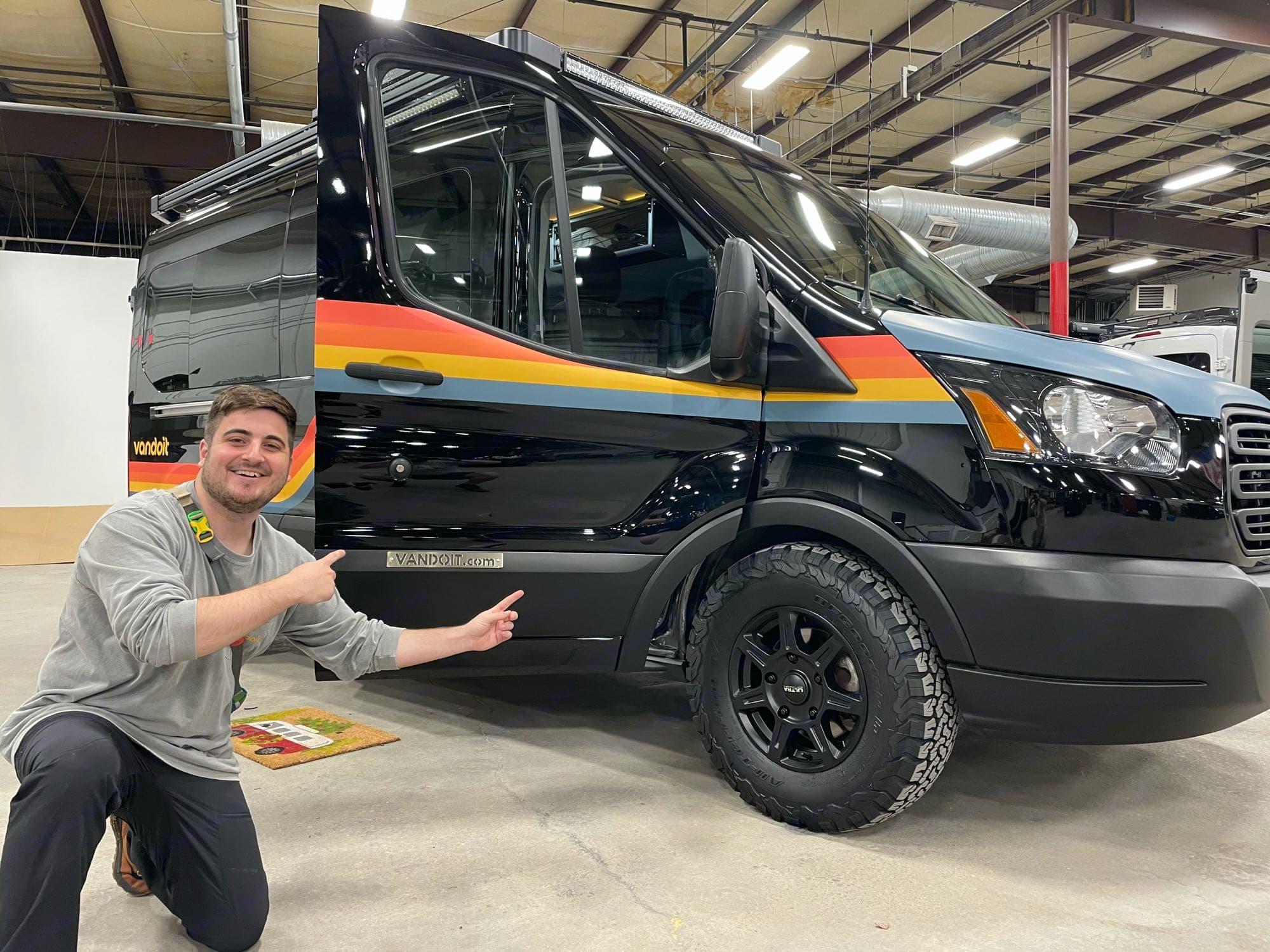 Ford Transit 2019