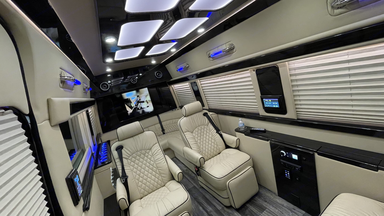 Midwest Automotive Designs Mercedes Sprinter 3500 2021