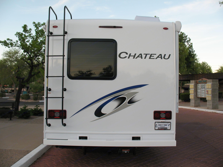 Thor Motor Coach Chateau 2022