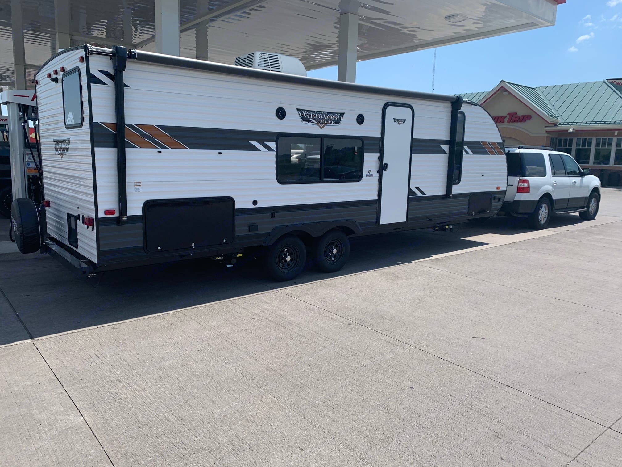 Forest River Wildwood X-Lite 2021