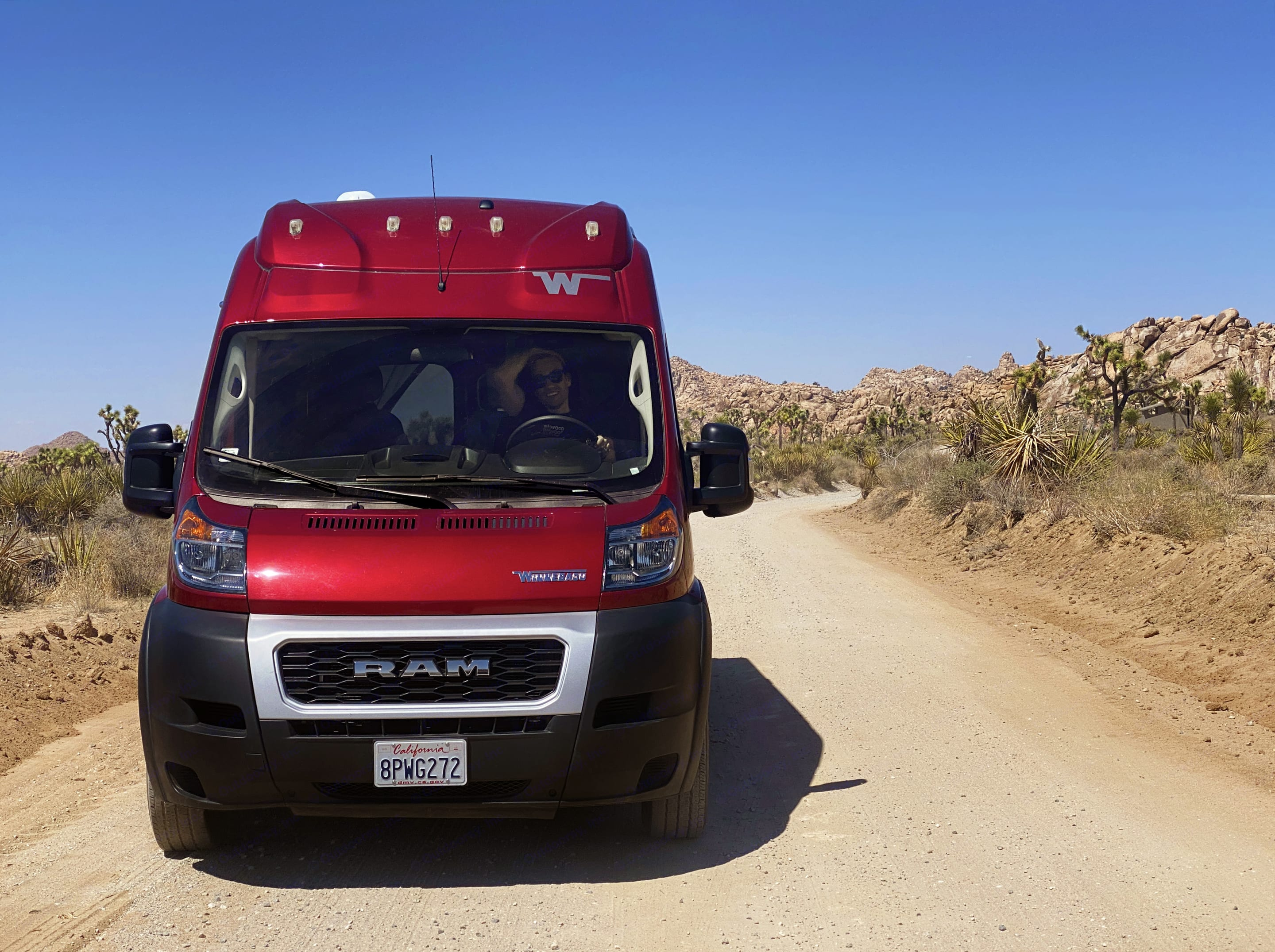 Nimble enough for the city and perfect for getting outdoors.  . Dodge Ram Winnebago Solis 2021