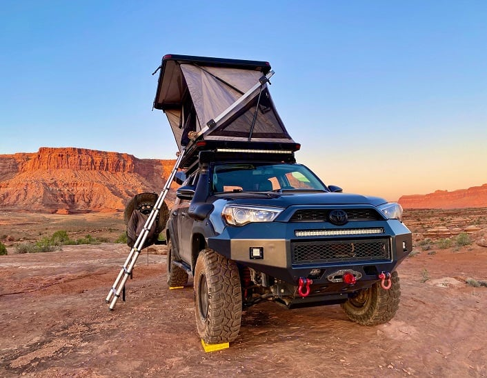 Toyota 4Runner Trail Edition Premium 2014