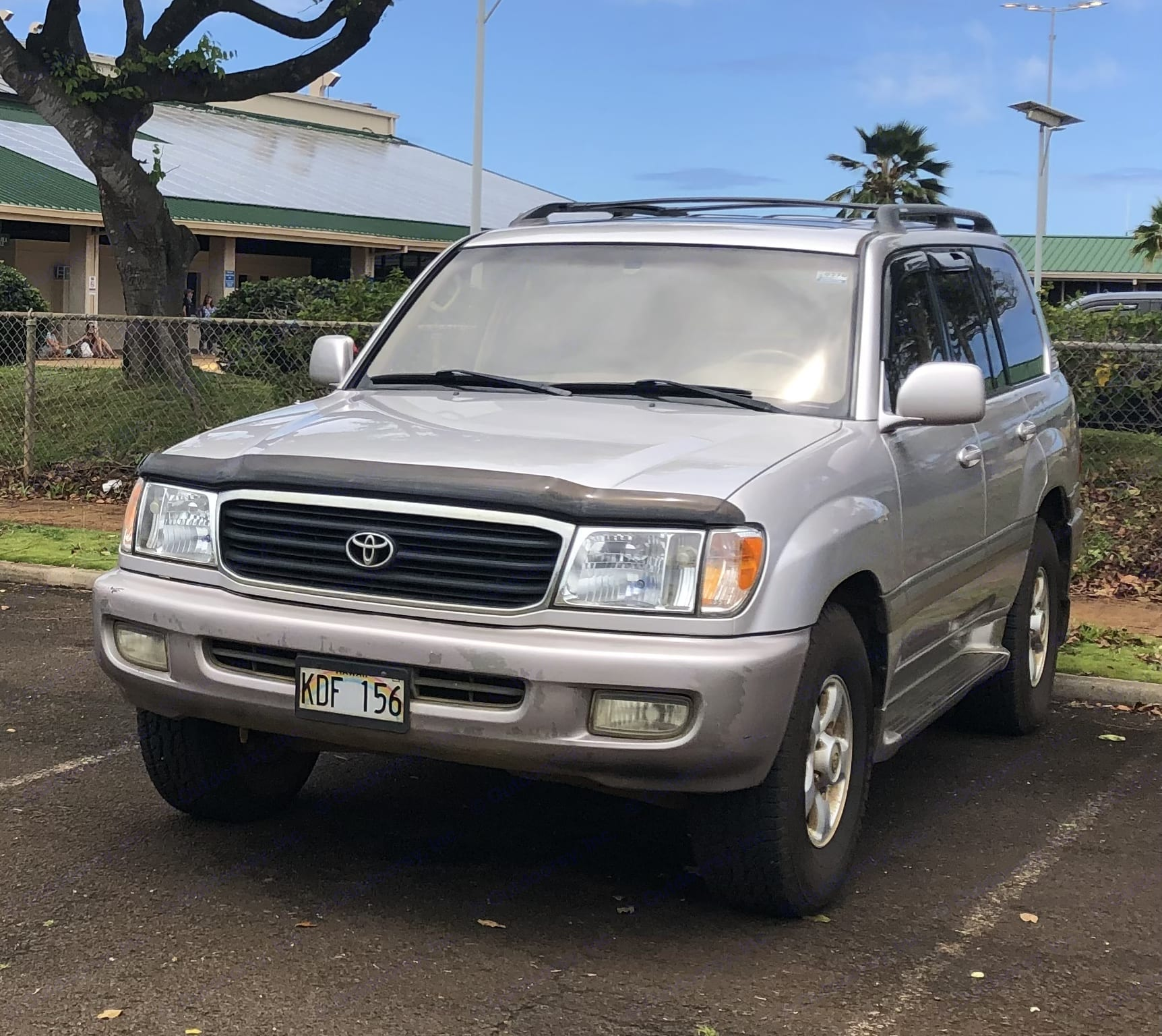 Toyota Landcruiser 2000