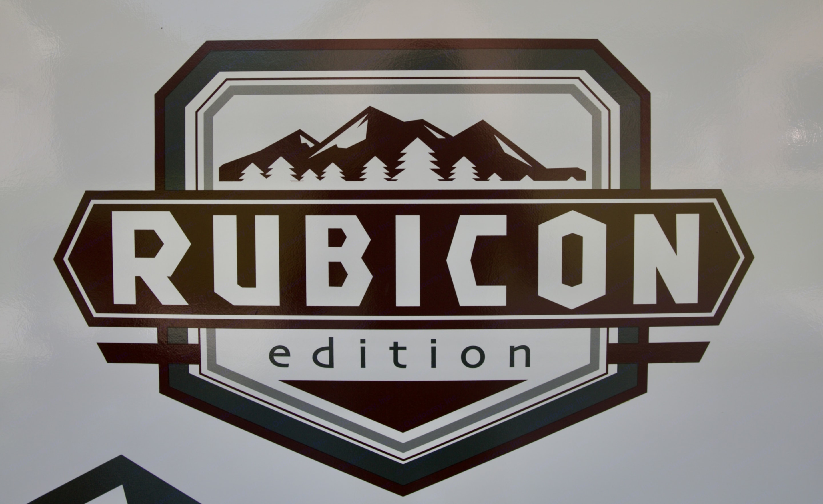 """""""Ruby Red"""" the Rubicon. Dutchmen Coleman 2021"""
