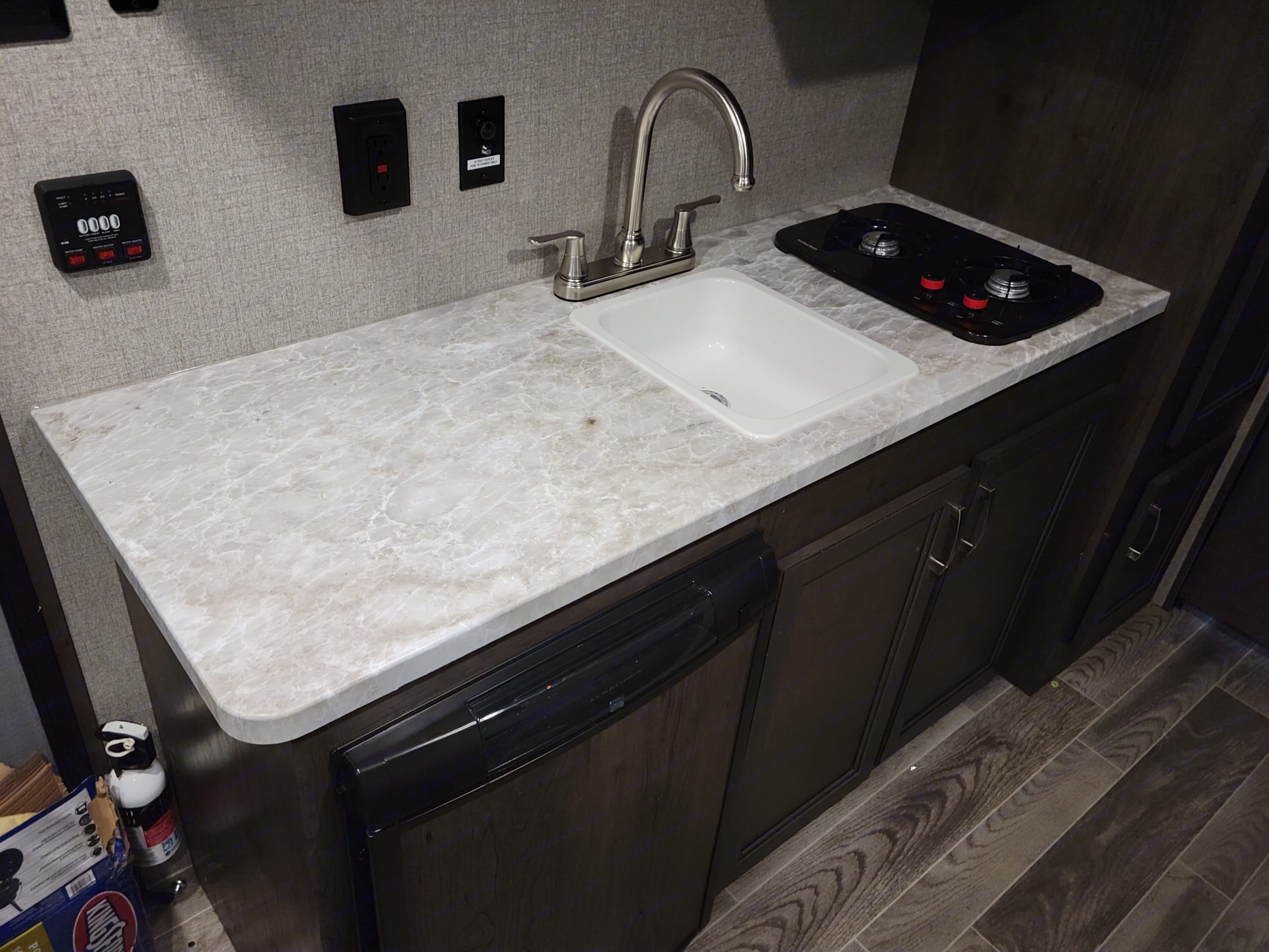 Beautiful counters in our kitchen. . Jayco Jay Flight 2021