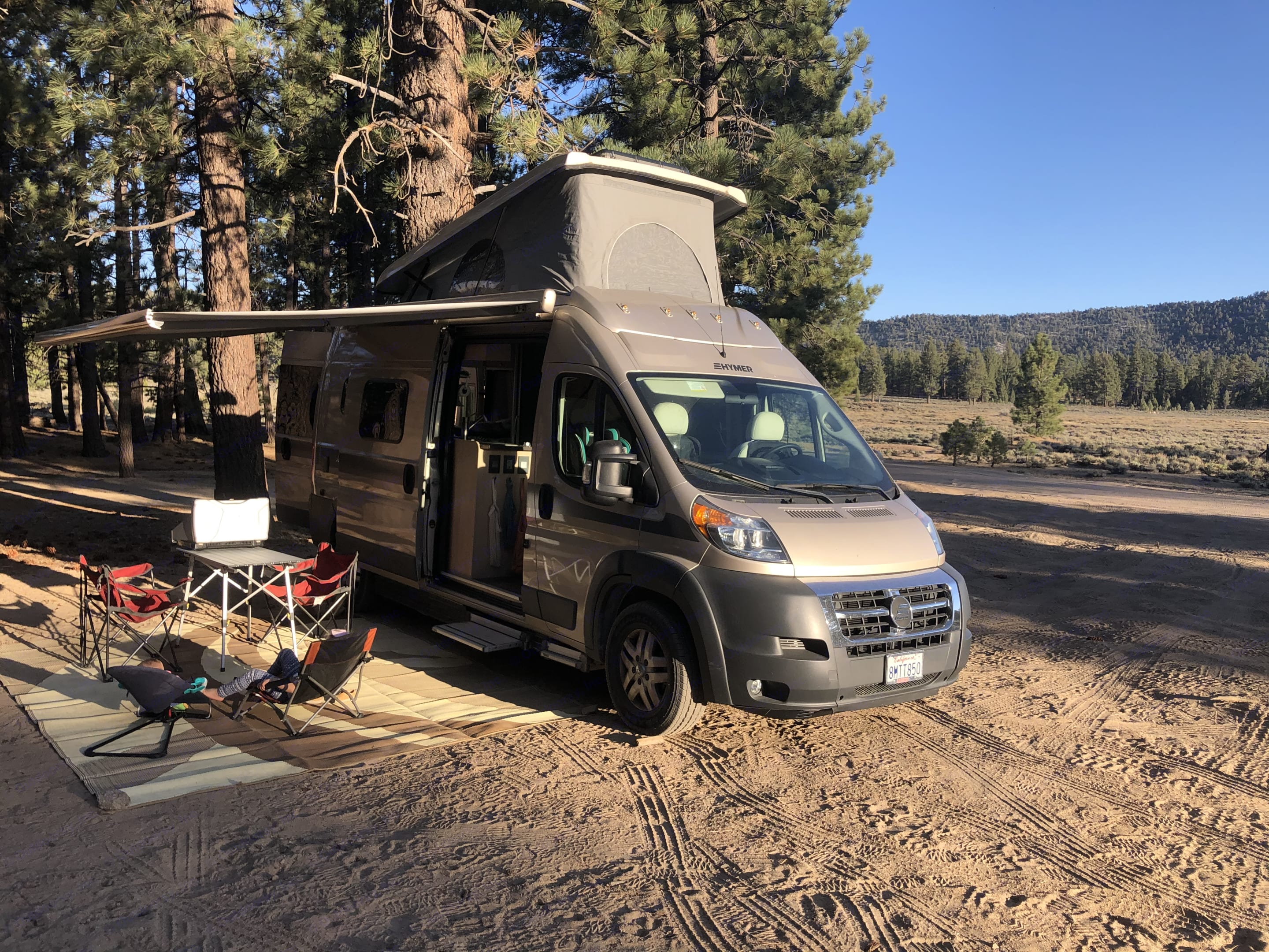 Hymer Other 2019