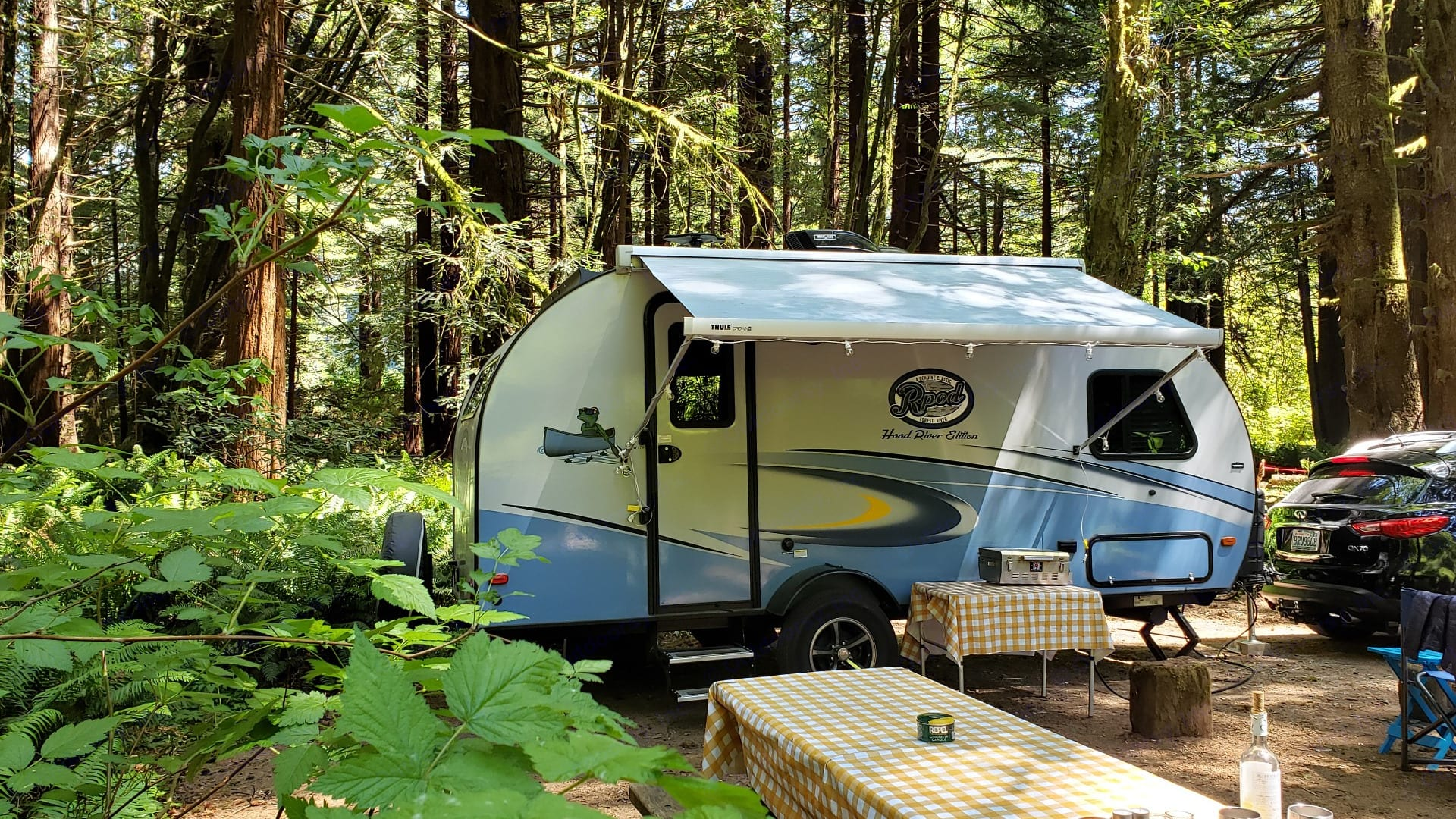 Forest River R-Pod 179 2018