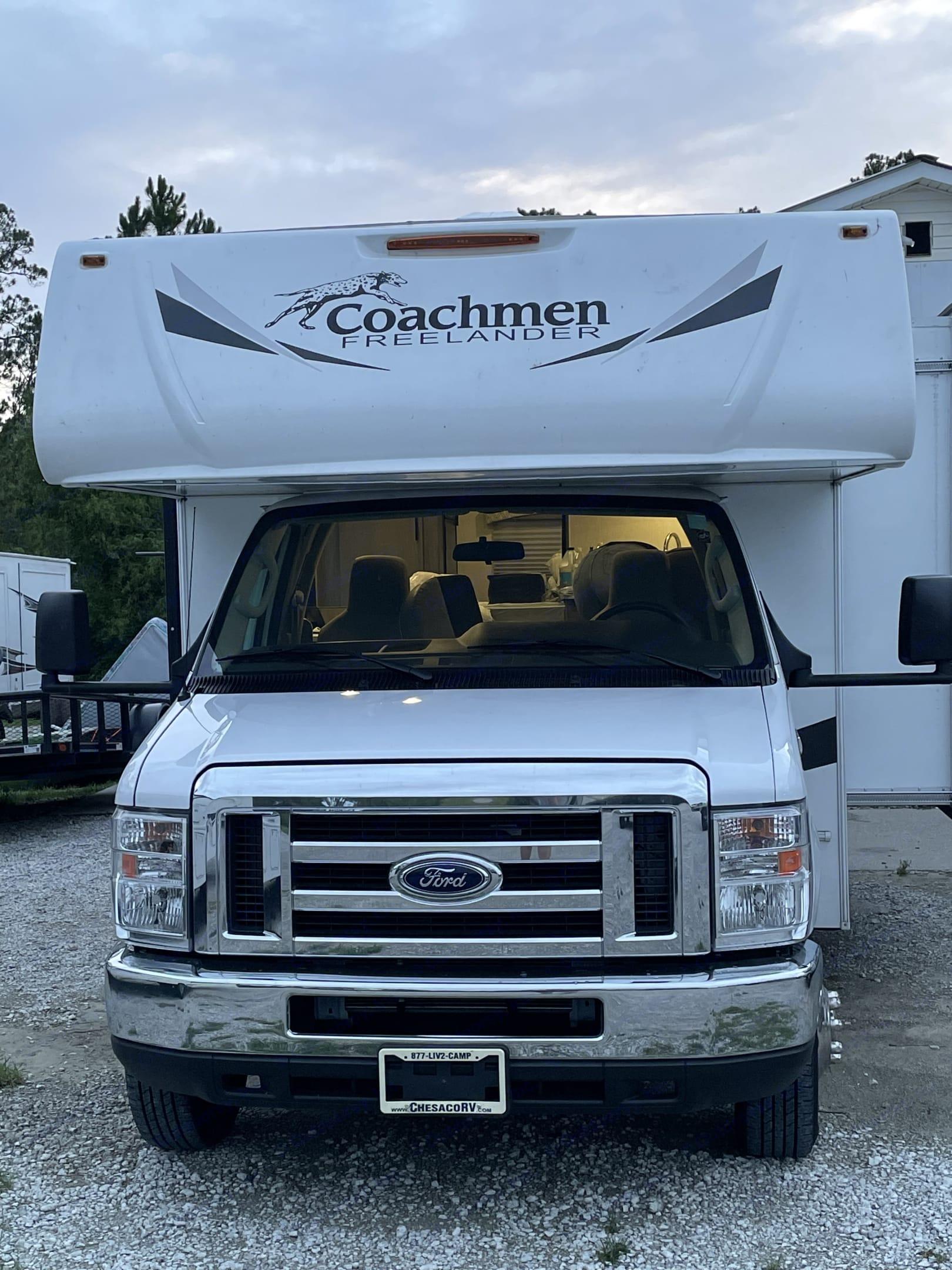 Coachmen Freelander 2020