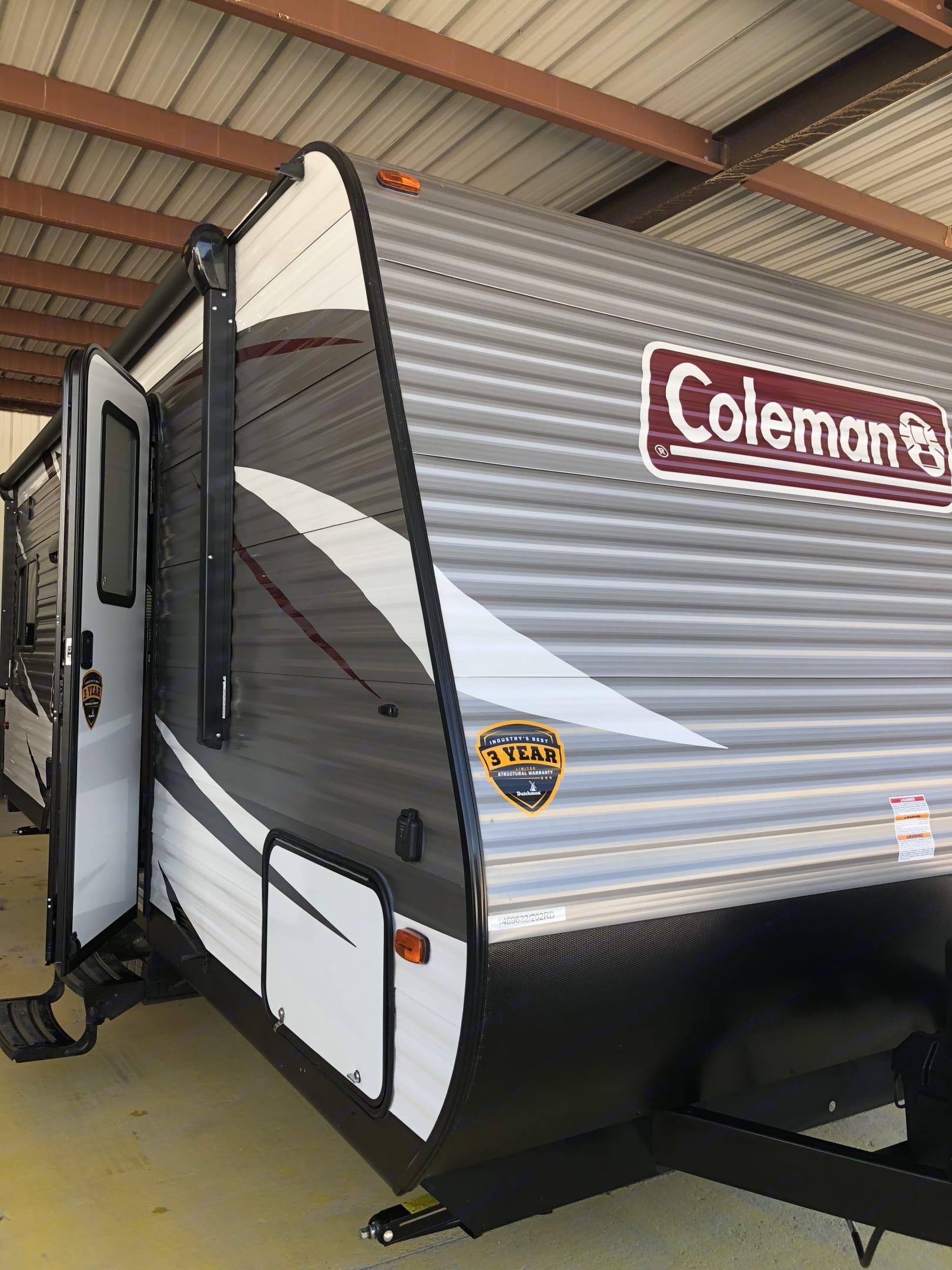 Dutchmen Coleman 2018