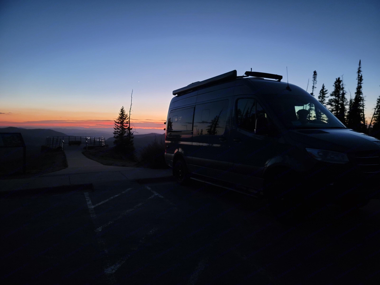 Chasing Sunsets Cedar Breaks Utah. Thor Motor Coach Other 2022
