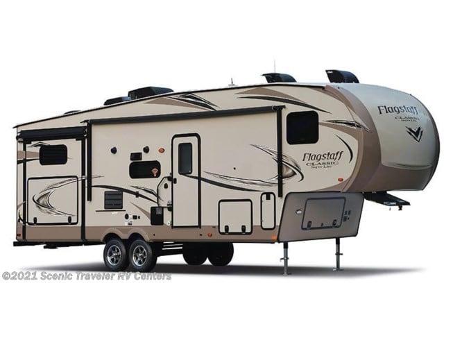 Forest River Flagstaff Classic Super Lite 2017