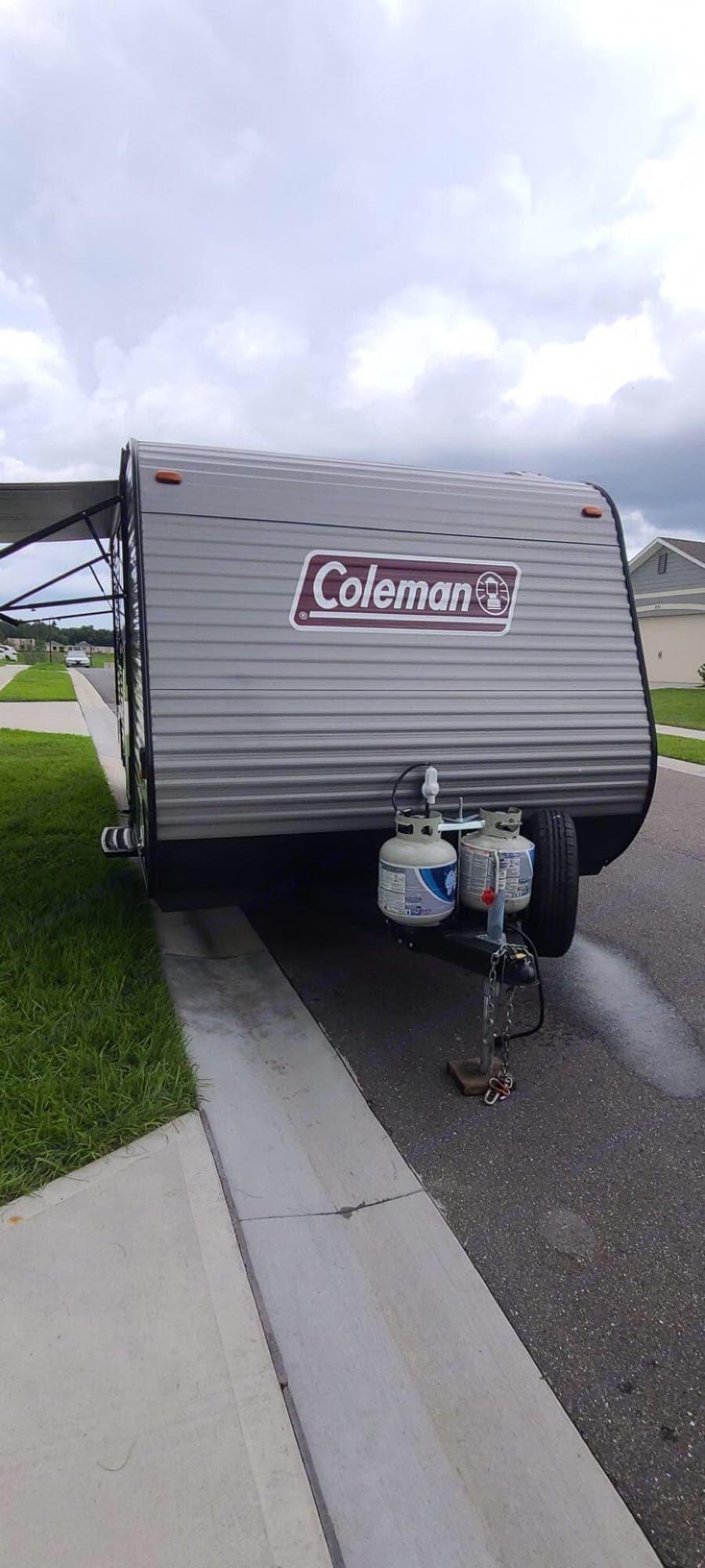 Dutchmen Coleman 2020